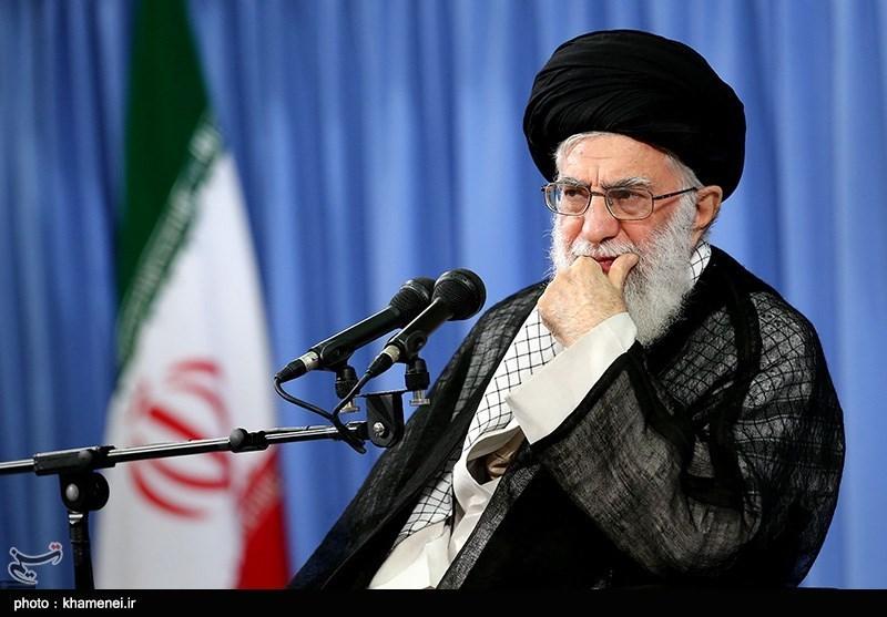 Ayatollah Khamenei Expresses Condolences over Loss of Iranian Sailors