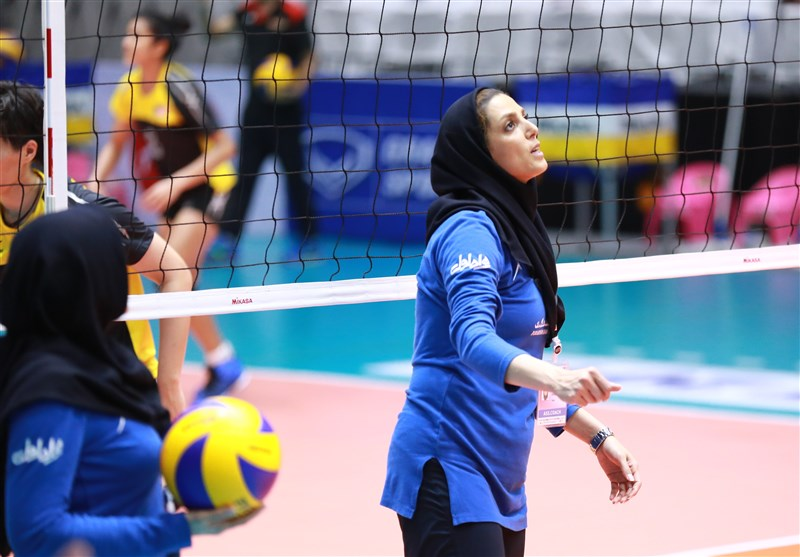 Iran Outclasses Maldives at Asian Women's Volleyball Championship