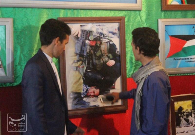 نمایشگاه روز قدس در هرات4