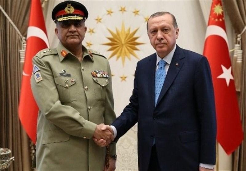 پاکستان اور ترکی ایک دوسرے پر غیر مشروط اعتماد کرسکتے ہیں، صدر اردگان