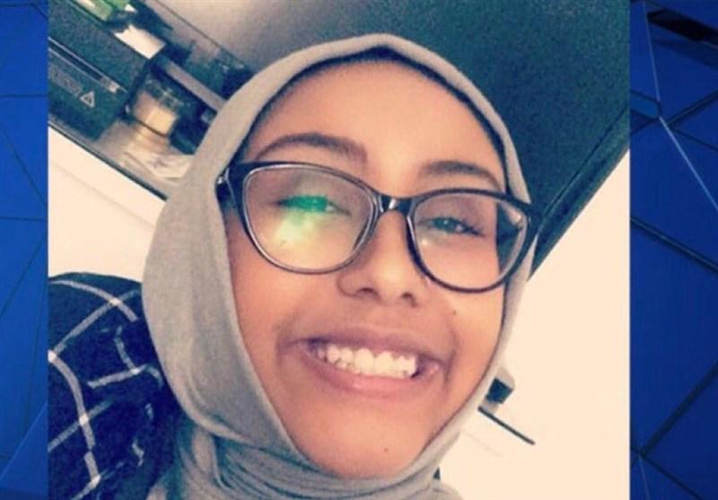 امریکہ میں اسلام فوبیا کی تازہ شکار نبرا کی تدفین / ویڈیو + تصاویر