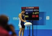 وزنهبرداری قهرمانی جهان| بیرالوند: مصدوم بودم، اما به عشق مردم ایران وزنه زدم
