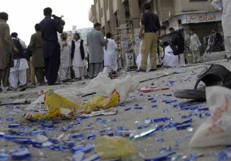 کوئٹہ: خودکش دھماکے میں 11 افراد شہید / اعلی حکام کی مذمت + تصاویر