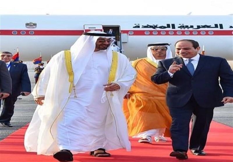 خطط مصریة إماراتیة لمعاقبة ترکیا لدعمها قطر