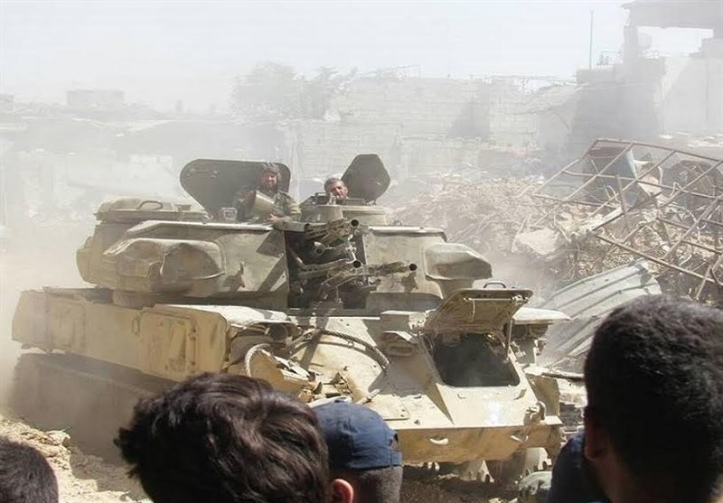 Syria Army Retakes Several Areas in Deir Ez-Zor, Raqqa