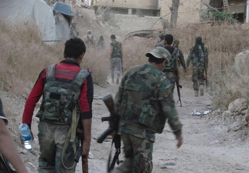 Syria Army Establishes Control over Eastern District in Homs