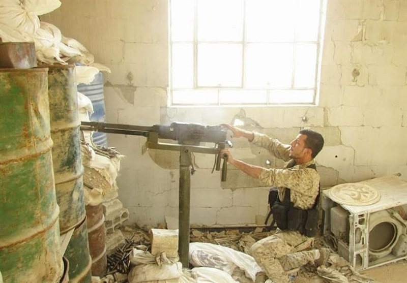 Syria Army Recaptures Several Areas in Raqqah