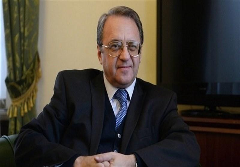 بوگدانوف: روس، ترکی اور ایران میں امن زون کے قیام کے حوالے سے کوئی اختلاف نہیں