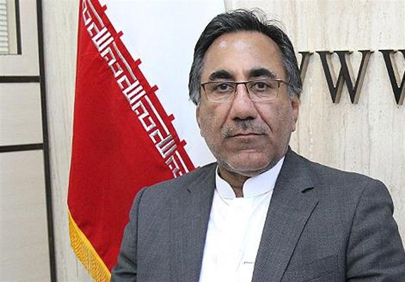 علیم یارمحمدی نماینده مردم زاهدان در مجلس شورای اسلامی