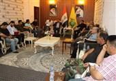 عباس الموسوی نماینده دبیرکل جنبش نجبا