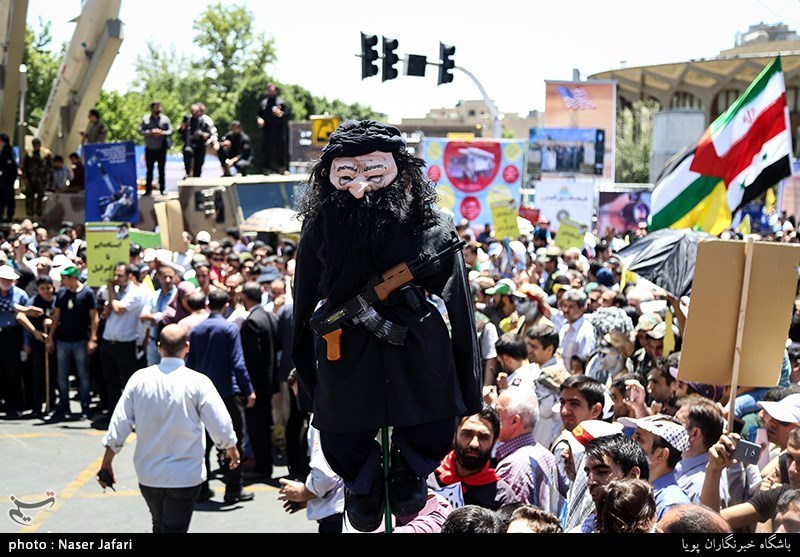 ISIS Quds Day