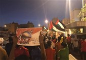 سلطات آل خلیفة تخذل فلسطین وتدین عملیة القدس