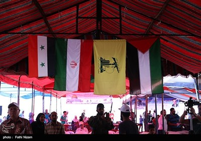 مسیرات یوم القدس العالمی فی سوریا