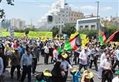 دعوت ستاد اجرایی فرمان امام(ره) از مردم برای شرکت در راهپیمایی روز قدس