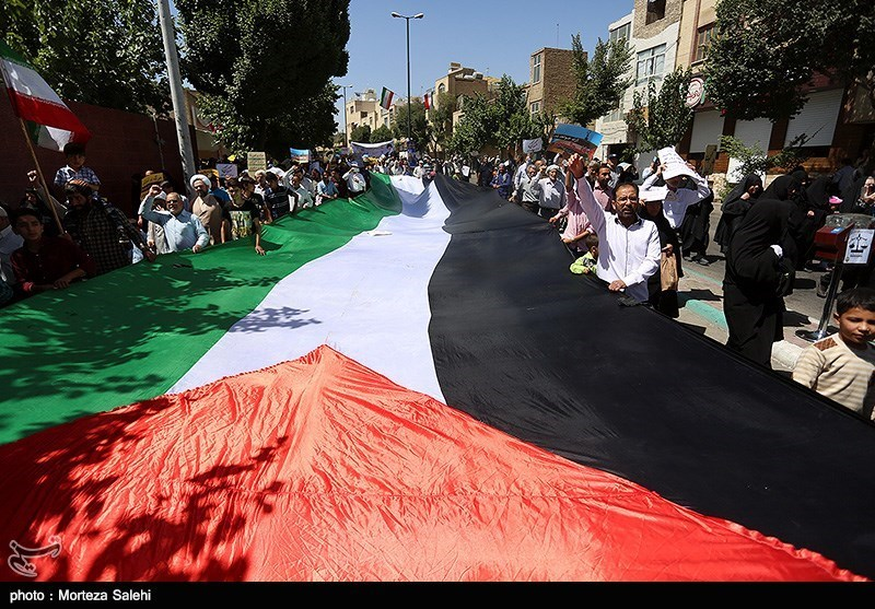 Iran's Foreign Ministry: Quds Day An Opportunity for Countering Israeli Apartheid