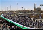 ساری  راهپیمایی روز قدس در 57 نقطه مازندران برگزار میشود