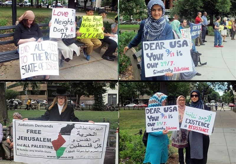 Int'l Quds Day Marked in US Capital (+Photos)