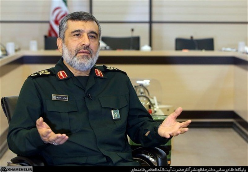 IRGC Ready to Help in Cloud Seeding