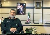 سردار حاجیزاده: پهپاد آمریکایی را یک نیروی آتش به اختیار ساقط کرد/ هدفگیری موشکهای سپاه به سمت دو پایگاه و یک شناور آمریکایی در منطقه