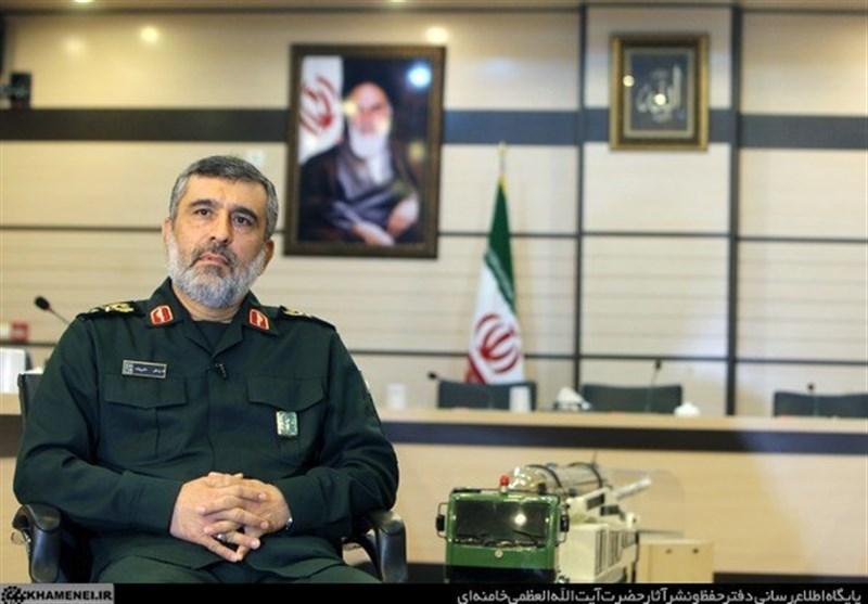 العمید حاجی زادة: ایران تحتل المرکز السابع عالمیا من ناحیة القدرات العسکریة