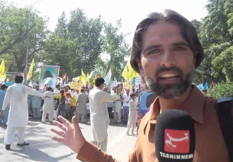 اسلام آباد کی یوم القدس ریلی سے تسنیم نیوز کی خصوصی رپورٹ + وڈیو