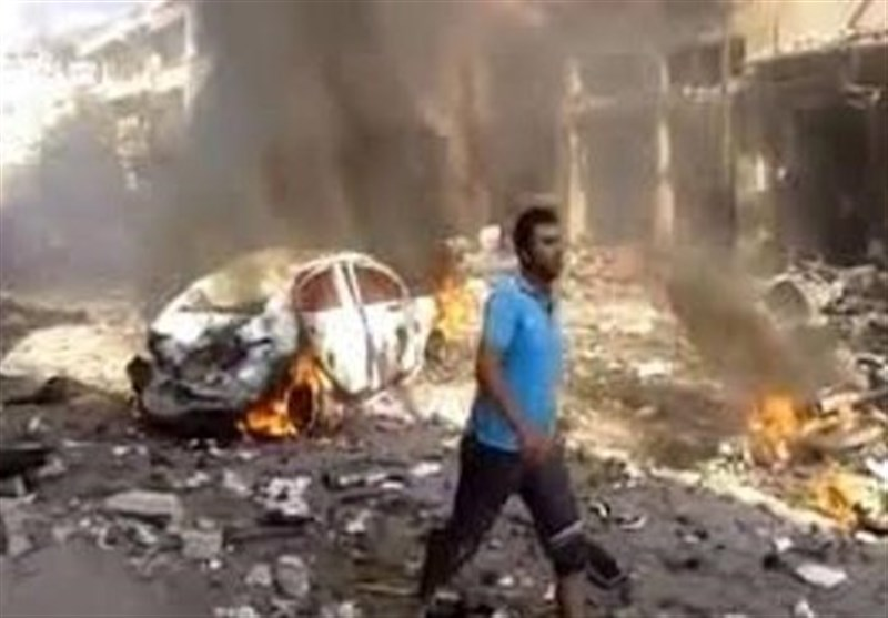 Casualties Reported as Car Bombs Rock Damascus