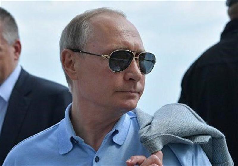 پوتین تحریم غرب را به چالش کشید