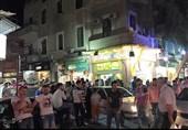 کیف بدت شوارع وأسواق دمشق عشیة عید الفطر +صور