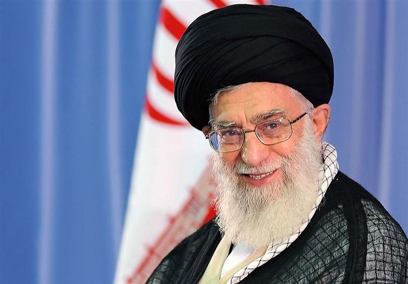 قائد الثورة الإسلامیة سماحة الإمام الخامنی