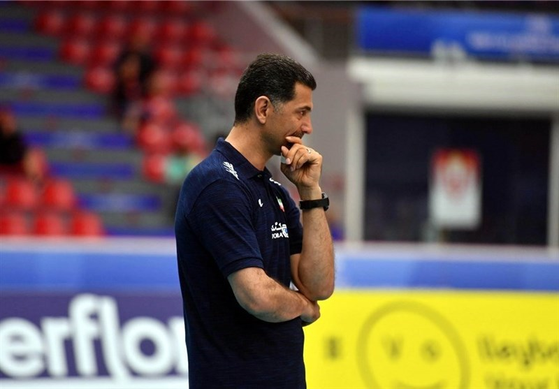 Cuba U-21 Volleyball Team Plays Different Style, Iran Coach Ataei Says