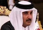 أمیر قطر یشارک فی قمة بیروت