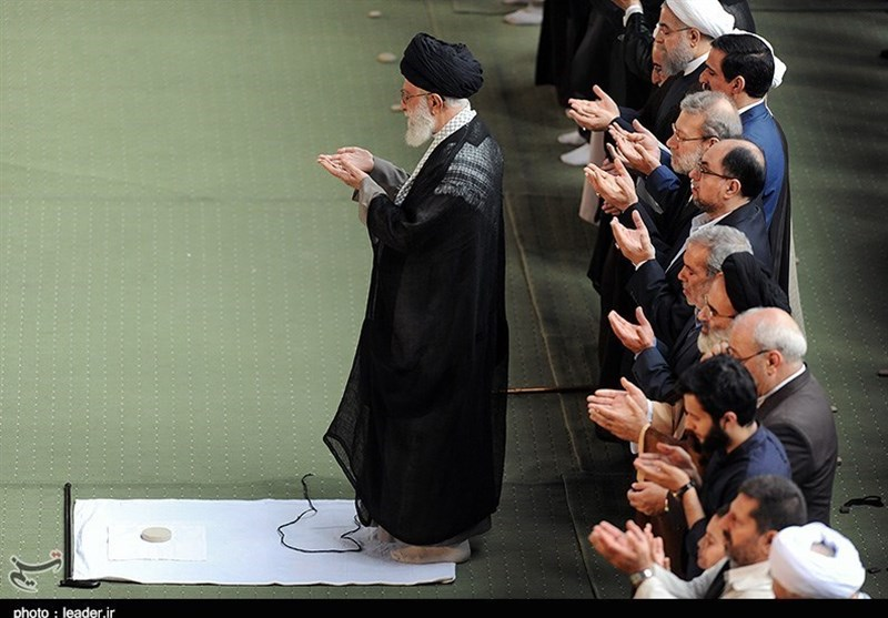 نماز رهبر