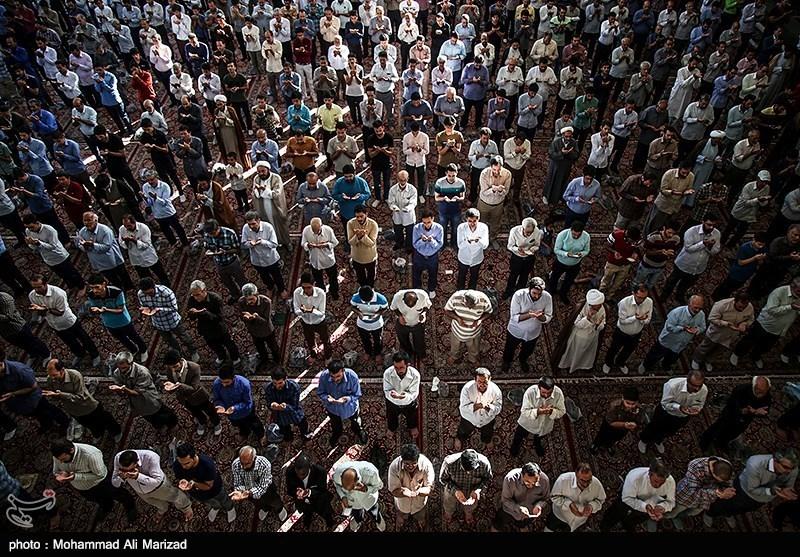 نماز عید فطر در قم