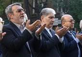 نماز عید فطر وزیر کشور در تبریز