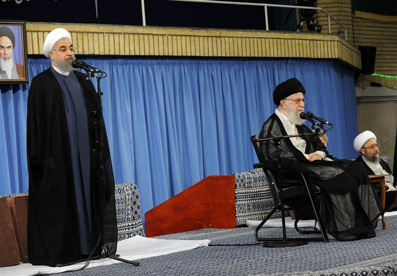 President Commends Those Using Strategic Arms to Protect Iran