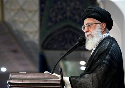 بیانات رهبر انقلاب در خطبه ی دوم نماز عید فطر