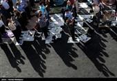 تصاویر منتخب اقامه نماز عید فطر-تهران