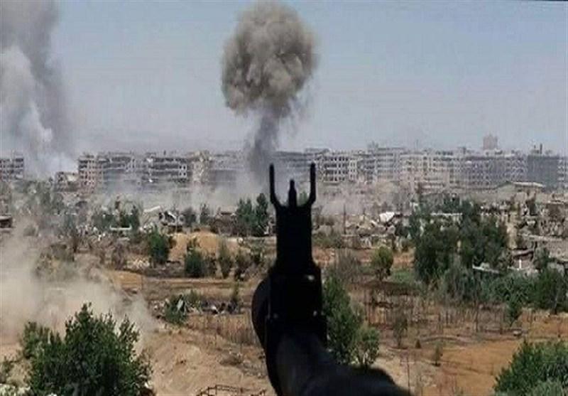 "الجیش السوری یسیطر على ""الضلیعیات"" بصحراء دیر الزور"