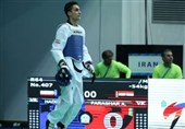 Four Taekwondo Athletes to Represent Iran at World Grand Prix Final