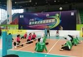 والیبال معلولان