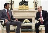پوتین قطر