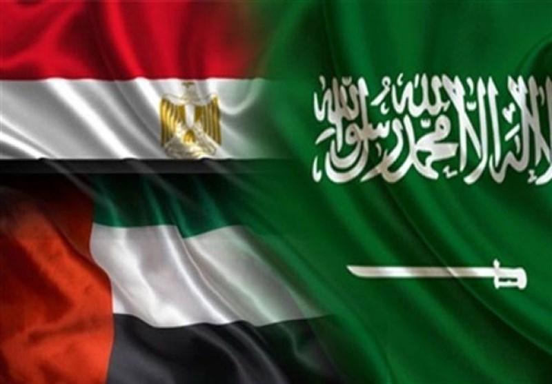 عربستان مصر امارات