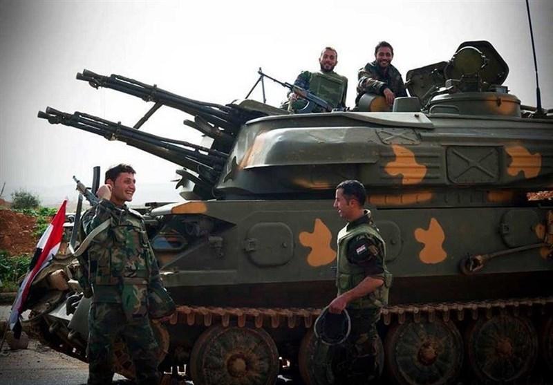 Suriye Ordusu IŞİD Karşısında İlerleyerek Birçok Bölgeyi Geri Aldı