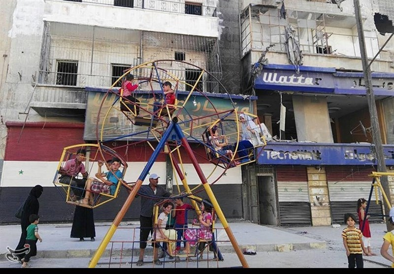 Halep'in Doğusu IŞİD'den Tamamen Temizlendi