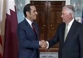 هل أمریکا جادة فی محاولتها لحل أزمة قطر مع السعودیة وحلفائها؟