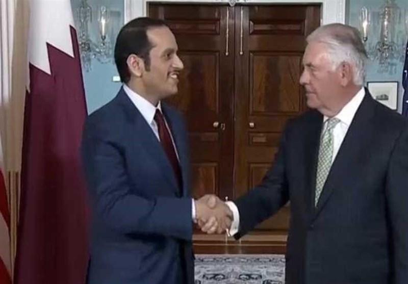 وزیر خارجیة قطر: مطالب دول الحصار یجب أن تکون واقعیة