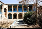 Khajeh Baruch House in Iran's Kermanshah