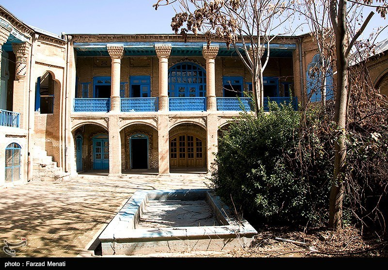 Khajeh Baruch House in Iran's Kermanshah