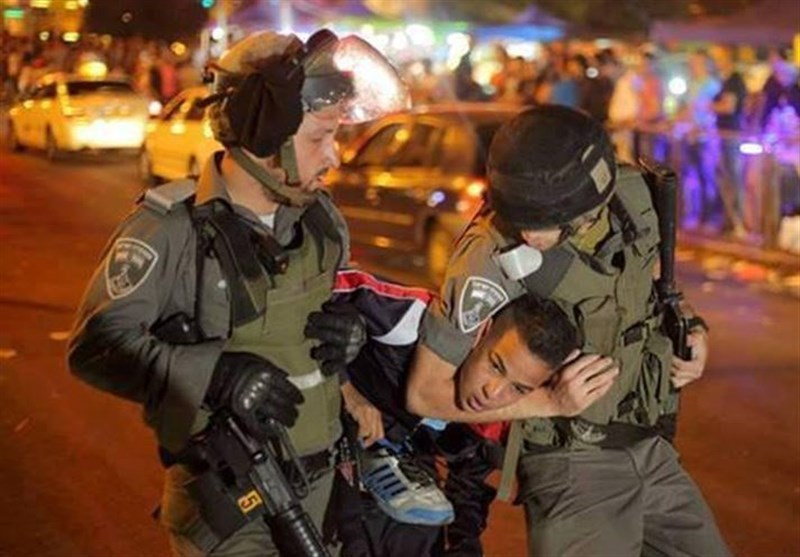 بازداشت 5000 فلسطینی از آغاز سال جاری تاکنون
