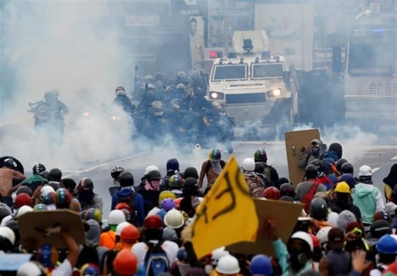 Over 60 Students Detained in Venezuela Protest: Opposition Leader